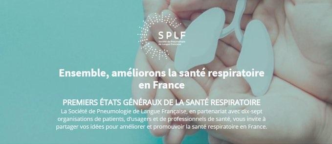 Lancement des premiers États Généraux de la Santé Respiratoire !
